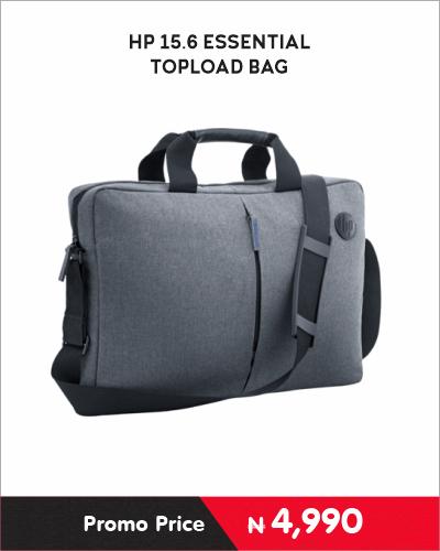 K0B38AA - HP 15.6 ESSENTIAL Topload Bag