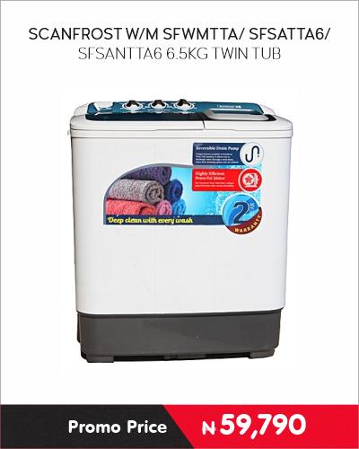 SCANFROST W-M SFWMTTA.SFSATTA6