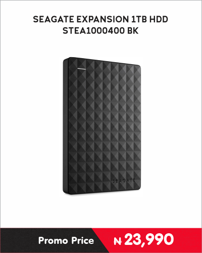 SEAGATE EXPANSION 1TB HDD