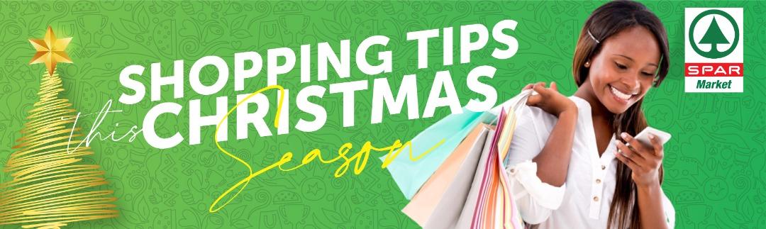 SHOPPING TIPS FOR CHRISTMAS