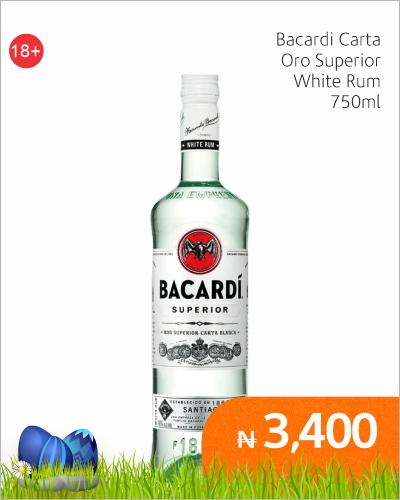 Bacardi Carta