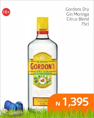 Gordons drt Gin