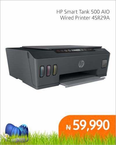 HP Smart Tank 500 AIO Wired Printer