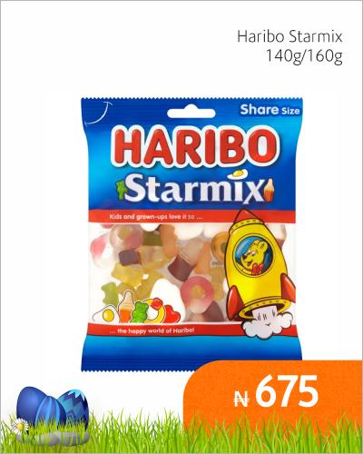 Haribo Starmix 140g 160g