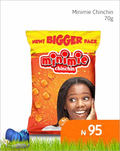 Minimie Chinchin 70G