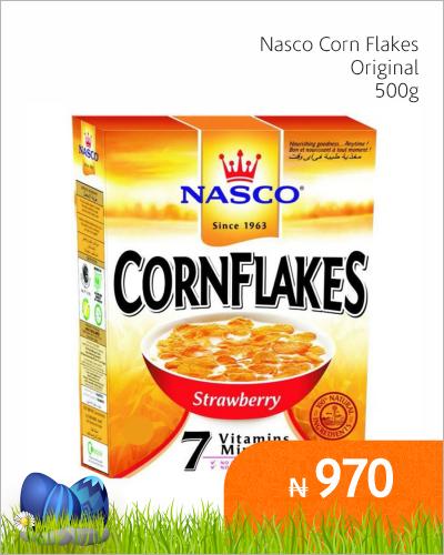 Nasco Corn Flakes 500g