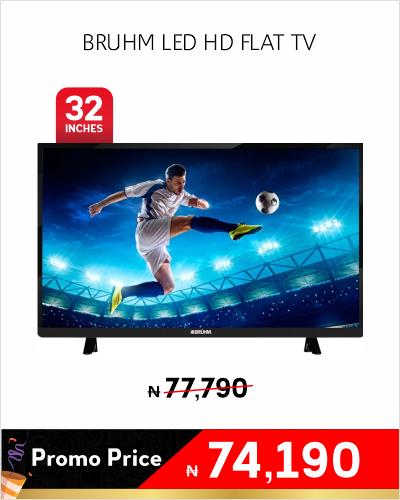 BRUHM LED HD FLAT TV