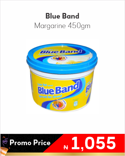 Blue Band Magarine
