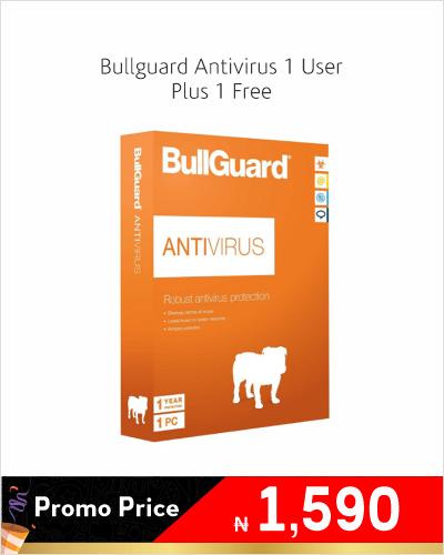 Bullguard Antivirus 1 User