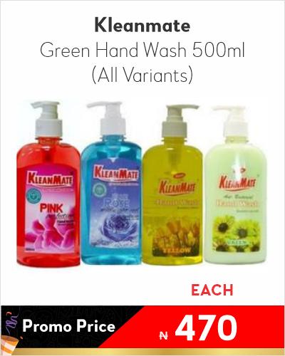 Kleanmate hand wash