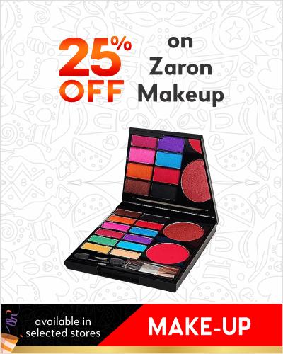 Zaron Makeup